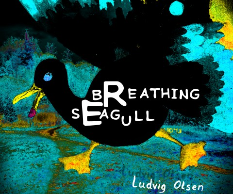 Breathing Seagull - Debutalbum Coverdesign