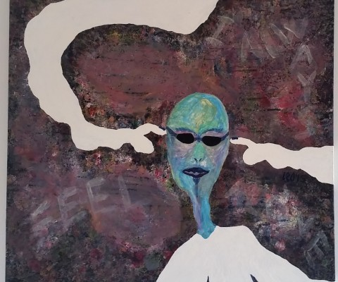 Mister Ghost 1 by Ludvig Olsen